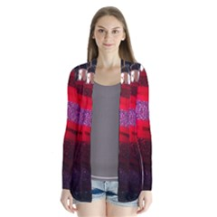 Glass Ball Decorated Beautiful Red Cardigans by Nexatart