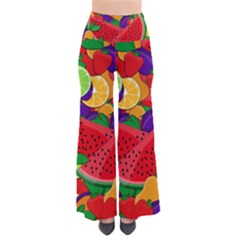 Summer Fruits Pants by Valentinaart