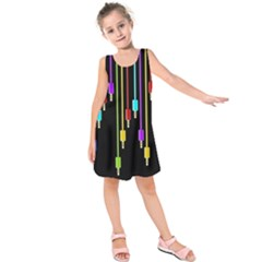 Plug In Kids  Sleeveless Dress