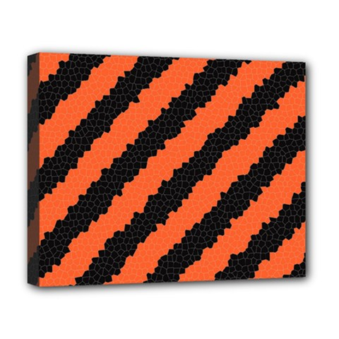 Halloween Background Deluxe Canvas 20  X 16