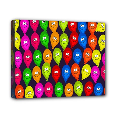 Happy Balloons Canvas 10  X 8