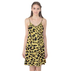 Jaguar Fur Camis Nightgown