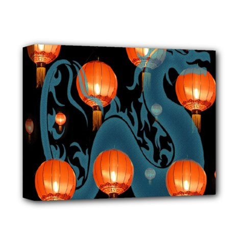 Lampion Deluxe Canvas 14  X 11