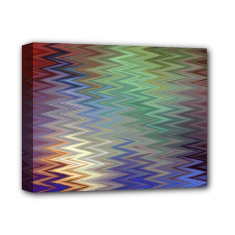 Metallizer Art Glass Deluxe Canvas 14  X 11