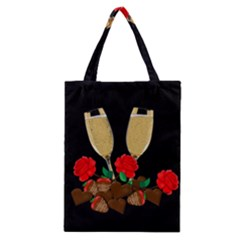 Valentine s Day Design Classic Tote Bag by Valentinaart