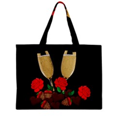 Valentine s Day Design Zipper Mini Tote Bag by Valentinaart