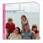 St. Ignace - 8x8 Photo Book (30 pages)
