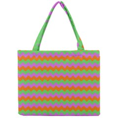 Tropical Dream State Mini Tote Bag by CannyMittsDesigns