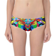 Human Self Awareness   Classic Bikini Bottoms by tealswan