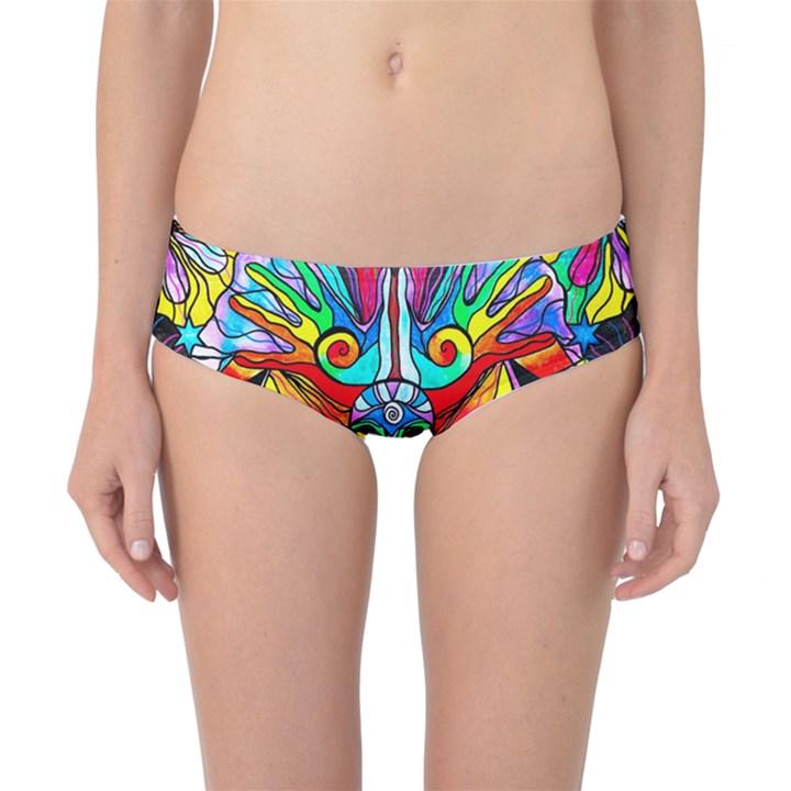 Human Self Awareness - Classic Bikini Bottoms