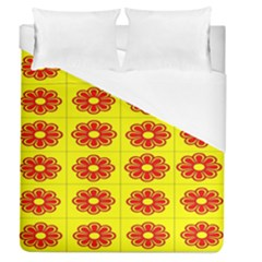 Pattern Design Graphics Colorful Duvet Cover (queen Size) by Nexatart