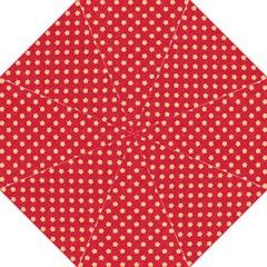 Pattern Felt Background Paper Red Golf Umbrellas