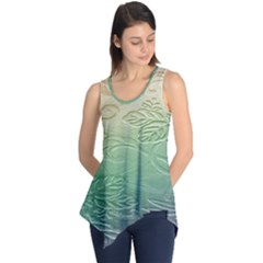 Plants Nature Botanical Botany Sleeveless Tunic by Nexatart