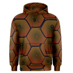 Psychedelic Pattern Men s Pullover Hoodie
