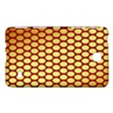 Red And Gold Effect Backing Paper Samsung Galaxy Tab 4 (8 ) Hardshell Case  View1