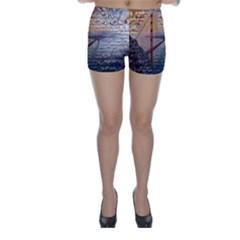 San Francisco Skinny Shorts