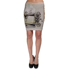 Sewing  Bodycon Skirt