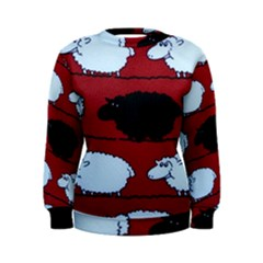 Sheep Women s Sweatshirt