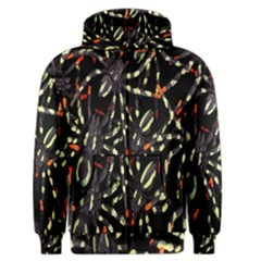 Spiders Colorful Men s Zipper Hoodie