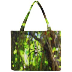 Spider Spiders Web Spider Web Mini Tote Bag by Nexatart
