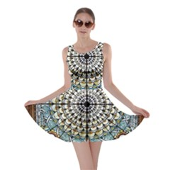 Stained Glass Window Library Of Congress Skater Dress