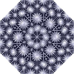 Stars Patterns Christmas Background Seamless Golf Umbrellas
