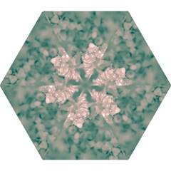 Surreal Floral Mini Folding Umbrellas by dflcprints