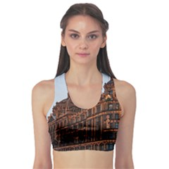 Store Harrods London Sports Bra