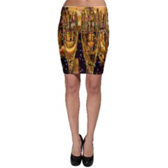 Sylvester New Year S Eve Bodycon Skirt