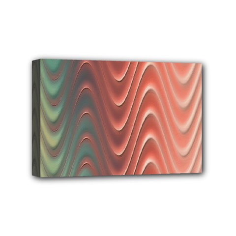 Texture Digital Painting Digital Art Mini Canvas 6  X 4  by Nexatart
