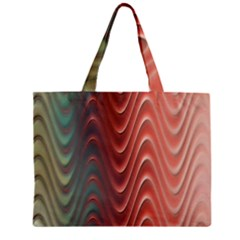 Texture Digital Painting Digital Art Zipper Mini Tote Bag