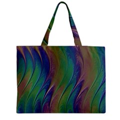 Texture Abstract Background Medium Tote Bag by Nexatart