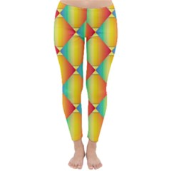 The Colors Of Summer Classic Winter Leggings