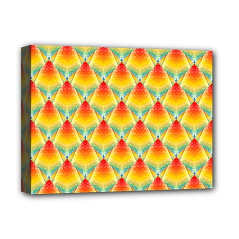 The Colors Of Summer Deluxe Canvas 16  X 12