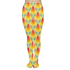 The Colors Of Summer Women s Tights by Nexatart