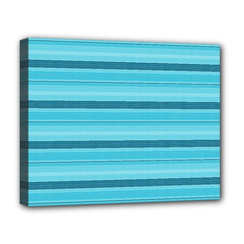 The Background Strips Deluxe Canvas 20  X 16