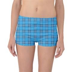 The Checkered Tablecloth Boyleg Bikini Bottoms