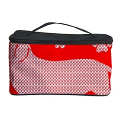 Ugly X Mas Design Cosmetic Storage Case