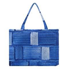 Wall Tile Design Texture Pattern Medium Tote Bag