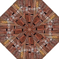 Wood Logs Wooden Background Golf Umbrellas by Nexatart