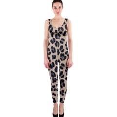 Background Pattern Leopard Onepiece Catsuit by Amaryn4rt