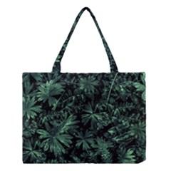 Dark Flora Photo Medium Tote Bag by dflcprints