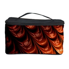 Brown Fractal Mathematics Frax Cosmetic Storage Case