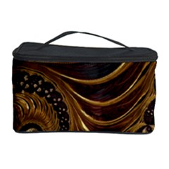 Fractal Spiral Endless Mathematics Cosmetic Storage Case by Amaryn4rt