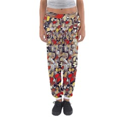 My Fantasy World 38 Women s Jogger Sweatpants by MoreColorsinLife