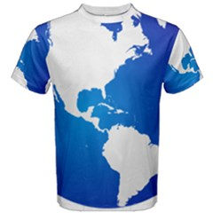 This World Men s Cotton Tee by zippp