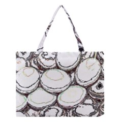 Eggs Medium Tote Bag by CannyMittsDesigns