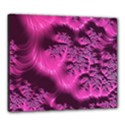Fractal Artwork Pink Purple Elegant Canvas 24  x 20  View1