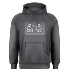 Run Far Run Fast   Men s Pullover Hoodie by FunnySaying