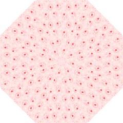 Flower Arrangements Season Pink Straight Umbrellas by Alisyart